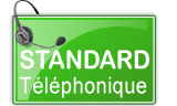 Standard t�l�phonique
